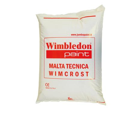 Wimcrost malta rasante livellante